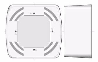 boitier montage en saillie inteo blanc x10. Black Bedroom Furniture Sets. Home Design Ideas