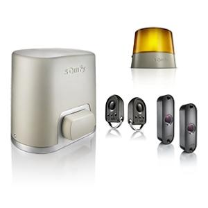 Pack SOMFY ELIXO OPTIMO 24V RTS