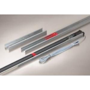Rail DUO SOMMER 3000mm 2 parties