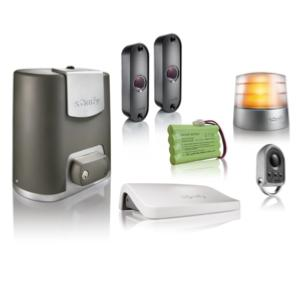 Pack SOMFY ELIXO 500 3S IO CONNEXOON
