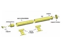 Piece De Volet Roulant.Avs Store Fournisseur Pieces Detachees Volet Roulant